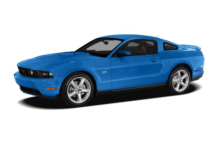 2011 Ford Mustang V6 V6 2dr Coupe