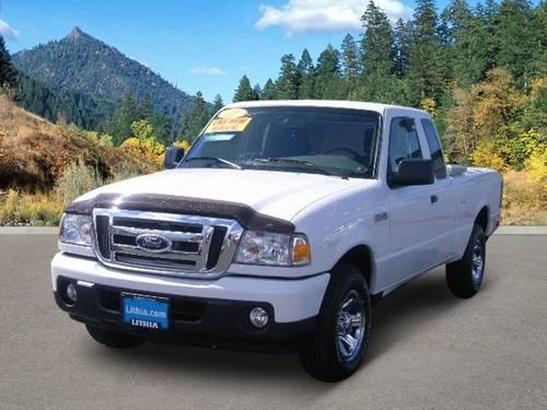 2011 ford ranger 4dr 4x2 super cab styleside 6 ft box 125 7 in wb for sale in grants pass. Black Bedroom Furniture Sets. Home Design Ideas