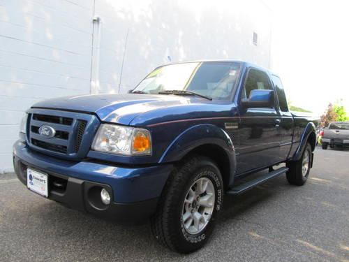 2011 ford ranger 4wd small pickup trucks sport for sale in oakville connecticut classified. Black Bedroom Furniture Sets. Home Design Ideas