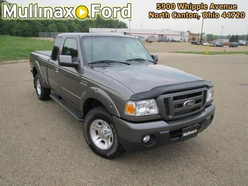 2011 ford ranger for sale in canton ohio classified. Black Bedroom Furniture Sets. Home Design Ideas