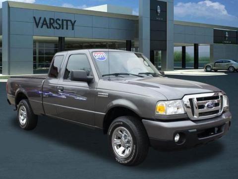 2011 ford ranger for sale in ludington michigan classified. Black Bedroom Furniture Sets. Home Design Ideas