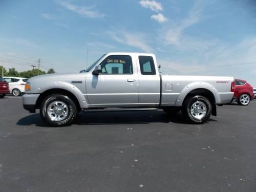 Jacky Jones Ford Sweetwater Tn >> 2011 Ford Ranger Extended Cab Pickup Sport Extended Cab ...
