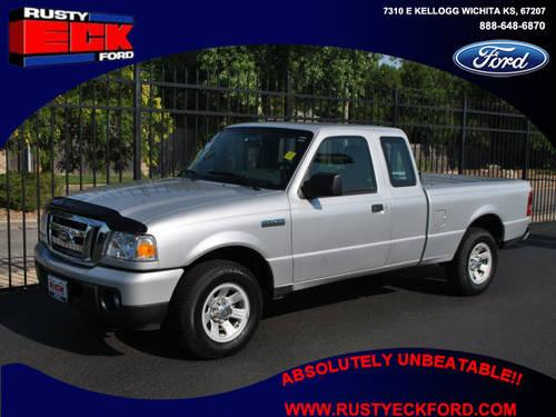ford ranger extended cab pickup truck xlt  sale  wichita kansas classified