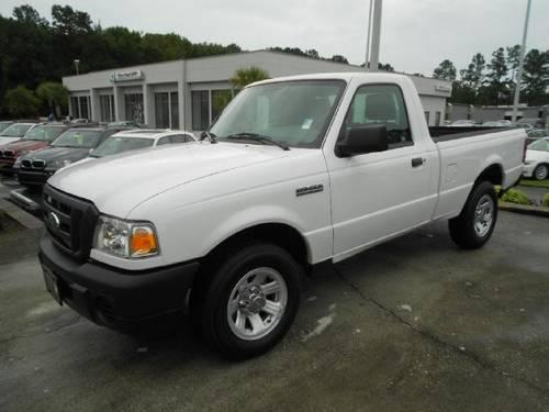 2011 ford ranger pickup truck 2wd reg cab 112 xl for sale in bluffton south carolina. Black Bedroom Furniture Sets. Home Design Ideas