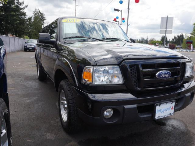 2011 ford ranger sport 4x2 sport 4dr supercab for sale in portland oregon classified