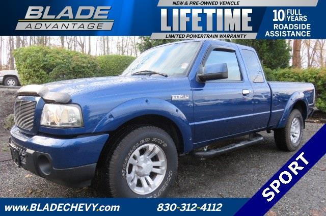 2011 ford ranger sport 4x4 sport 4dr supercab for sale in mount vernon washington classified. Black Bedroom Furniture Sets. Home Design Ideas