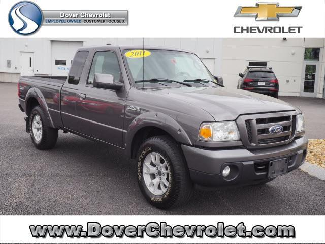 2011 ford ranger sport 4x4 sport 4dr supercab for sale in dover new hampshire classified. Black Bedroom Furniture Sets. Home Design Ideas