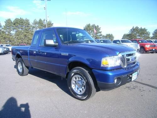 2011 ford ranger super cab 4 door for sale in isanti minnesota classified. Black Bedroom Furniture Sets. Home Design Ideas