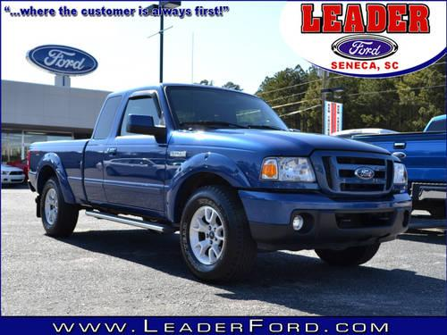 2011 ford ranger super cab pickup 4x4 sport for sale in seneca south carolina classified. Black Bedroom Furniture Sets. Home Design Ideas