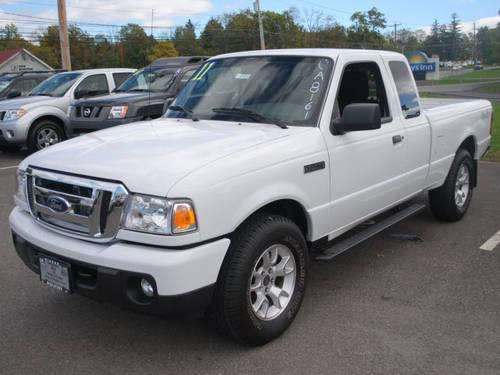 2011 ford ranger super cab pickup 4x4 for sale in new hampton new york classified. Black Bedroom Furniture Sets. Home Design Ideas