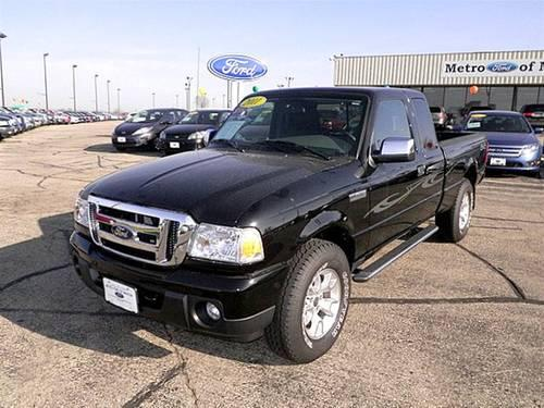 2011 ford ranger super cab xlt for sale in madison wisconsin classified. Black Bedroom Furniture Sets. Home Design Ideas