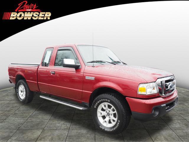 2011 Ford Ranger XLT 4x4 XLT 4dr SuperCab