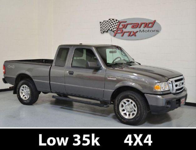 2011 ford ranger xlt super cab low 35k miles v6 4x4 great buy for sale in portland oregon. Black Bedroom Furniture Sets. Home Design Ideas