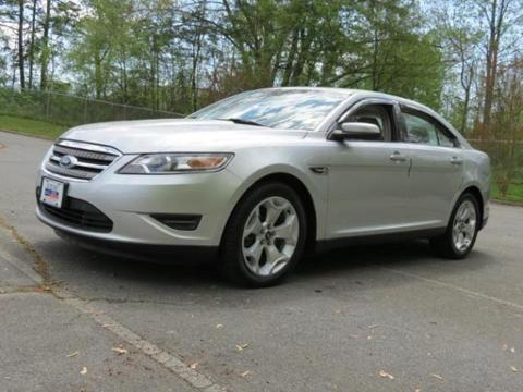 2011 ford taurus 4 door sedan for sale in mount airy north carolina classified. Black Bedroom Furniture Sets. Home Design Ideas