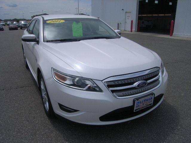 2011 Ford Taurus 4dr Front-wheel Drive Sedan SEL SEL