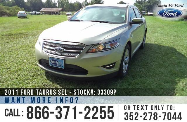 2011 Ford Taurus SEL - 55K Miles - On-Site Financing!