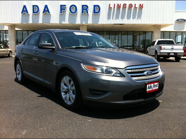 2011 ford taurus sel for sale in ada oklahoma classified. Black Bedroom Furniture Sets. Home Design Ideas