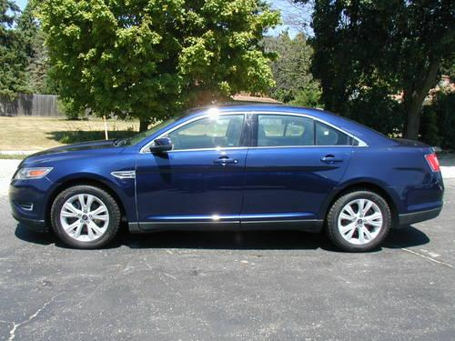 2011 ford taurus sel for sale in barrington illinois classified. Black Bedroom Furniture Sets. Home Design Ideas