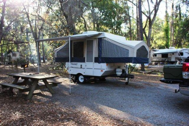 Travel Trailers For Sale Near Me >> 2011 Forest River Flagstaff 176ltd Pop-up Popup Folding Camper for Sale in Homestead, Florida ...
