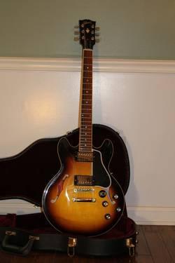 2011 Gibson Custom ES-339
