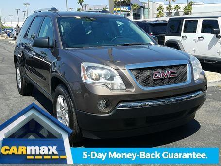 2011 gmc acadia sle sle 4dr suv for sale in henderson nevada classified. Black Bedroom Furniture Sets. Home Design Ideas