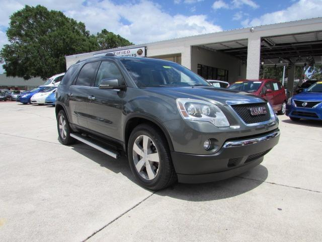 2011 gmc acadia slt 2 slt 2 4dr suv for sale in titusville florida classified. Black Bedroom Furniture Sets. Home Design Ideas