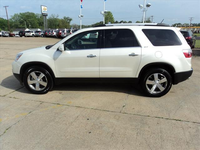 2011 gmc acadia slt 2 for sale in grenada mississippi classified. Black Bedroom Furniture Sets. Home Design Ideas