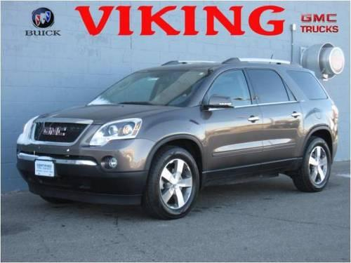 2011 gmc acadia wagon 4 door awd 4dr slt1 for sale in rochester minnesota classified. Black Bedroom Furniture Sets. Home Design Ideas