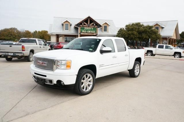 2011 gmc sierra 1500 denali weatherford tx for sale in weatherford texas classified. Black Bedroom Furniture Sets. Home Design Ideas