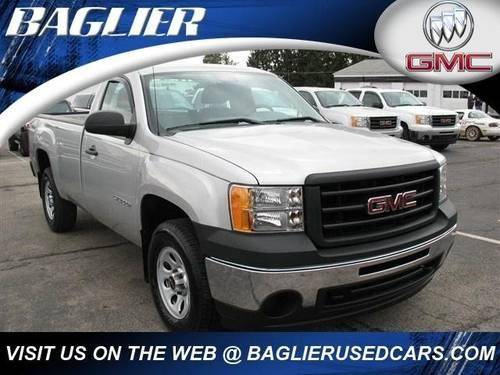 2011 gmc sierra 1500 regular cab pickup work truck for sale in butler pennsylvania classified. Black Bedroom Furniture Sets. Home Design Ideas