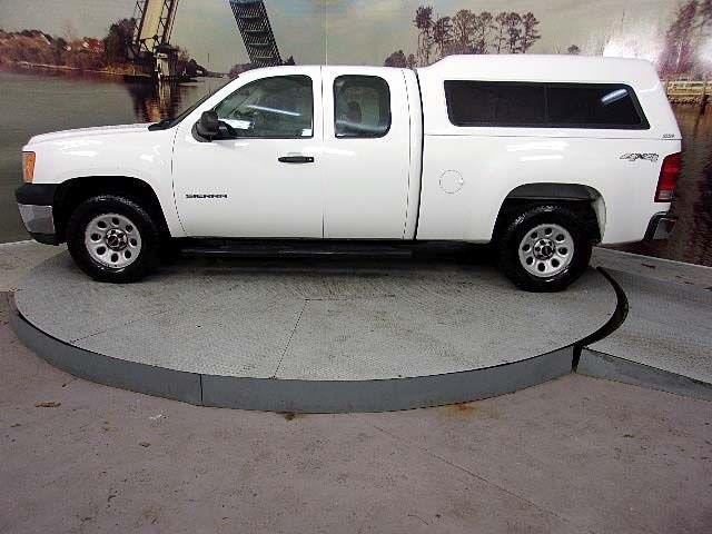 2011 GMC Sierra 1500 Work Truck 4x4 Work Truck 4dr