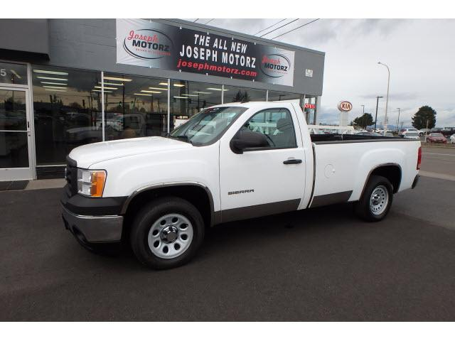 2011 gmc sierra 1500 work truck gresham or for sale in gresham oregon classified. Black Bedroom Furniture Sets. Home Design Ideas