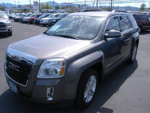 2011 gmc terrain all wheel drive sport utility slt 1 slt 1 for sale in medford oregon. Black Bedroom Furniture Sets. Home Design Ideas