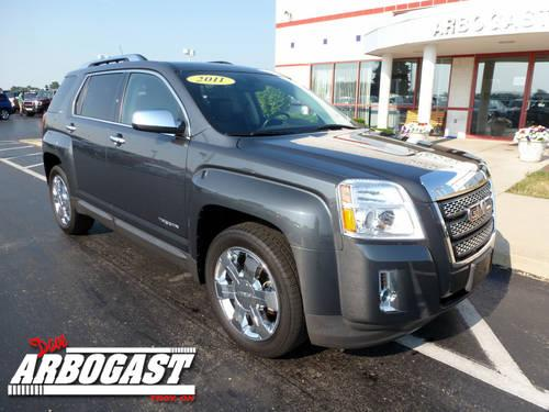 2011 gmc terrain suv slt awd for sale in troy ohio classified. Black Bedroom Furniture Sets. Home Design Ideas