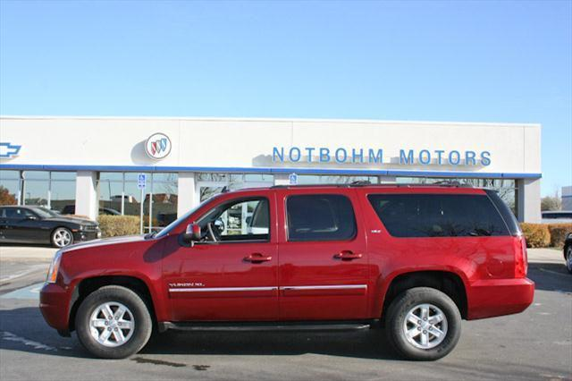 2011 gmc yukon xl 1500 slt for sale in miles city montana for Notbohm motors used cars