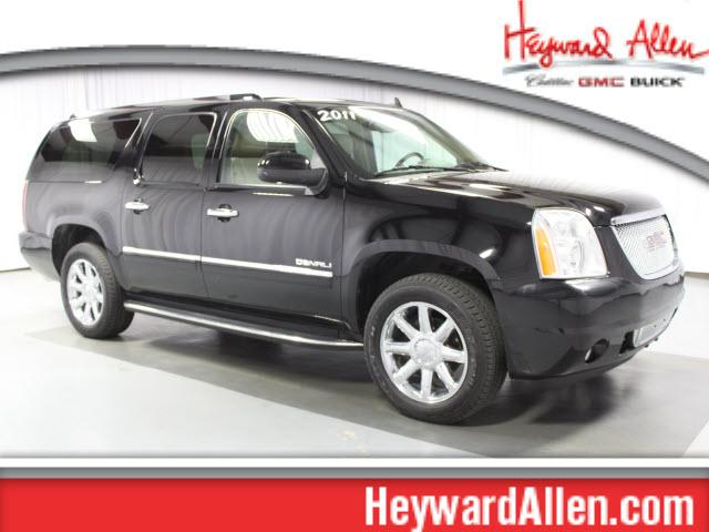 2011 gmc yukon xl 4x2 denali xl 4dr suv for sale in athens georgia classified. Black Bedroom Furniture Sets. Home Design Ideas