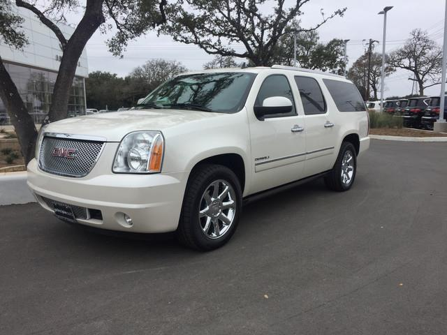 2011 gmc yukon xl denali 4x2 denali xl 4dr suv for sale in boerne texas classified. Black Bedroom Furniture Sets. Home Design Ideas