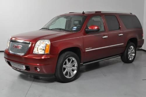 2011 gmc yukon xl suv denali for sale in coppell texas classified. Black Bedroom Furniture Sets. Home Design Ideas