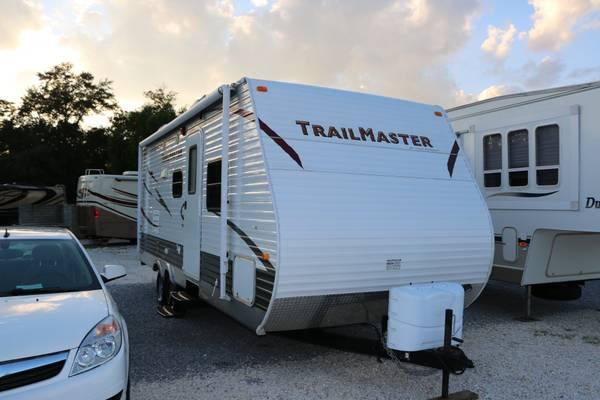 2011 Gulfstream Trail Master 1 Slide For Sale In