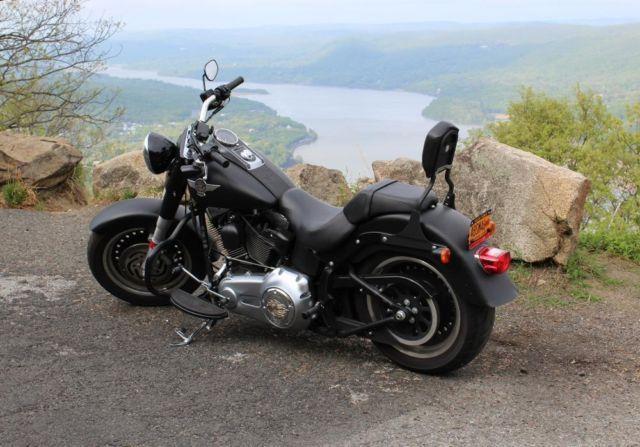 2011 Harley-Davidson Fatboy Lo
