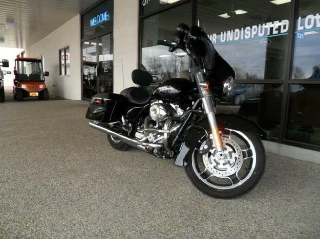 2011 Harley Davidson FLHX Street Glide for Sale in ...