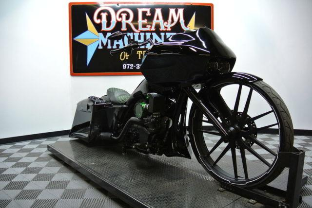 2011 Harley Davidson Fltrx Road Glide Custom 30 For
