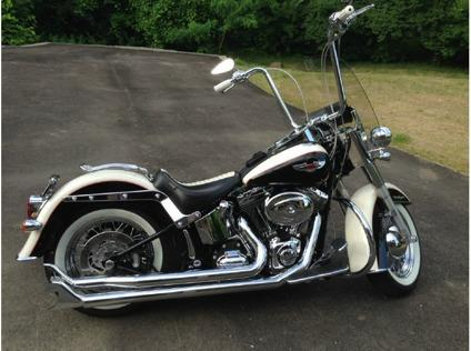 2011 harley davidson softail deluxe custom for sale in cincinnati ohio classified. Black Bedroom Furniture Sets. Home Design Ideas