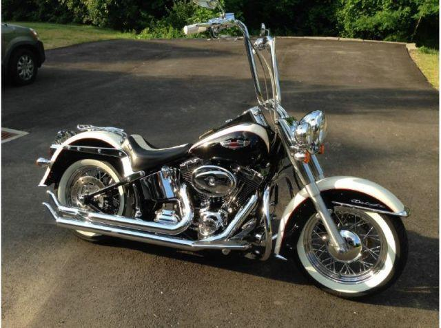2011 harley davidson softail deluxe custom price drop for sale in cincinnati ohio. Black Bedroom Furniture Sets. Home Design Ideas