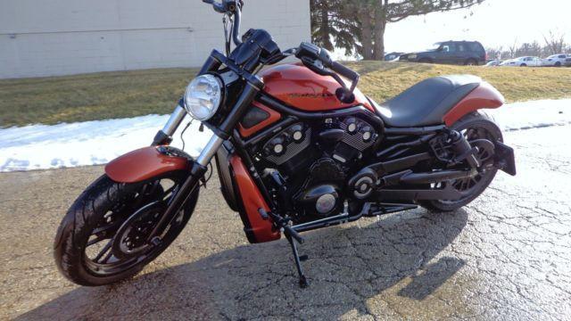 V Rod Night Rod For Sale On: 2011 Harley Davidson V-Rod Night Rod For Sale In