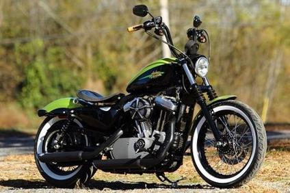 2011 Harley Davidson Xl1200n Nightster Sportster For Sale