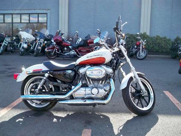 2011 harley davidson xl883l sportster 883 superlow for sale in centerbrook connecticut. Black Bedroom Furniture Sets. Home Design Ideas