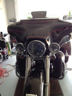 2011 Harley Triglide Body & Parts Only