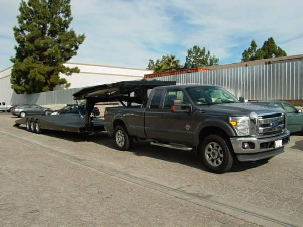 2011 Hodges Custom Car Hauler For Sale In Simi Valley