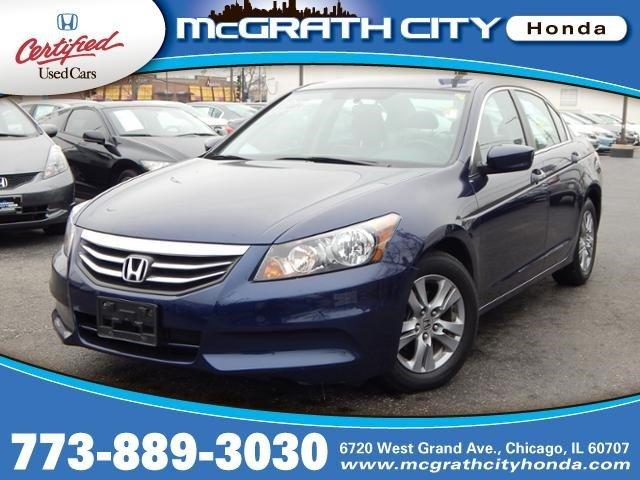 2011 Honda Accord 2 4 Lx P Elmwood Park Il For Sale In